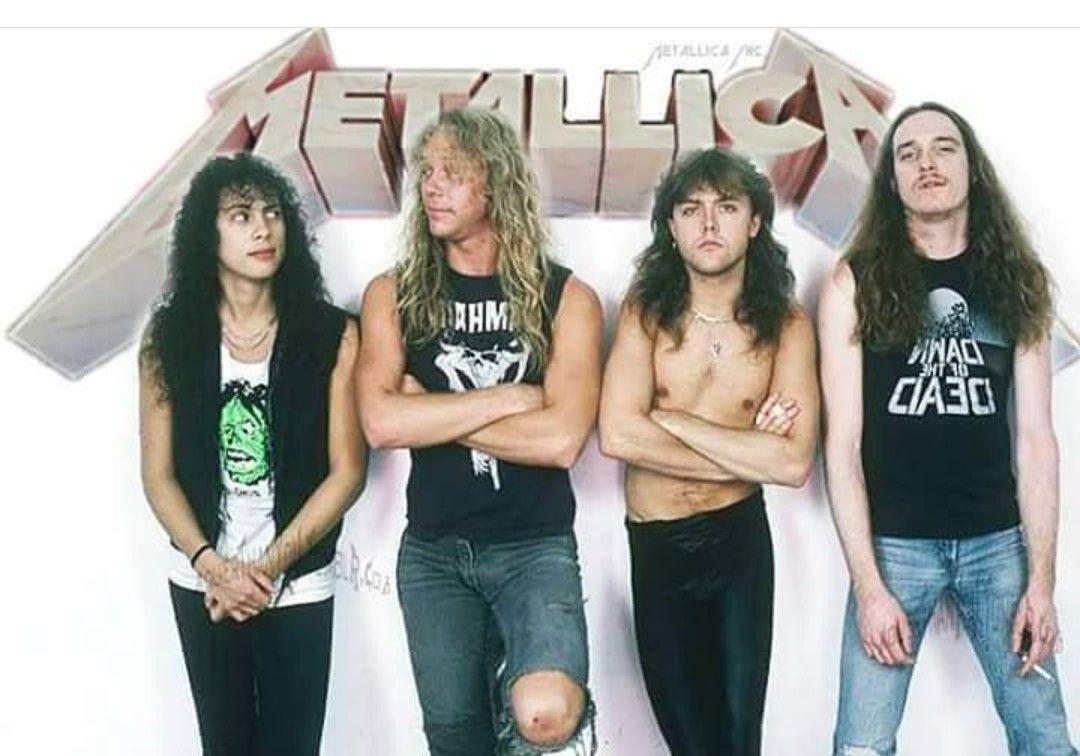 Ce nu știai despre Metallica, până acum. Vocalistul James Hetfield are o viață demnă de film