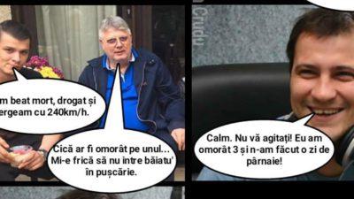 """Șerban Huidu, comparat cu Mario Iorgulescu. Reacția prezentatorului: Pentru """"moraliștii de carton"""" drama nu contează"""