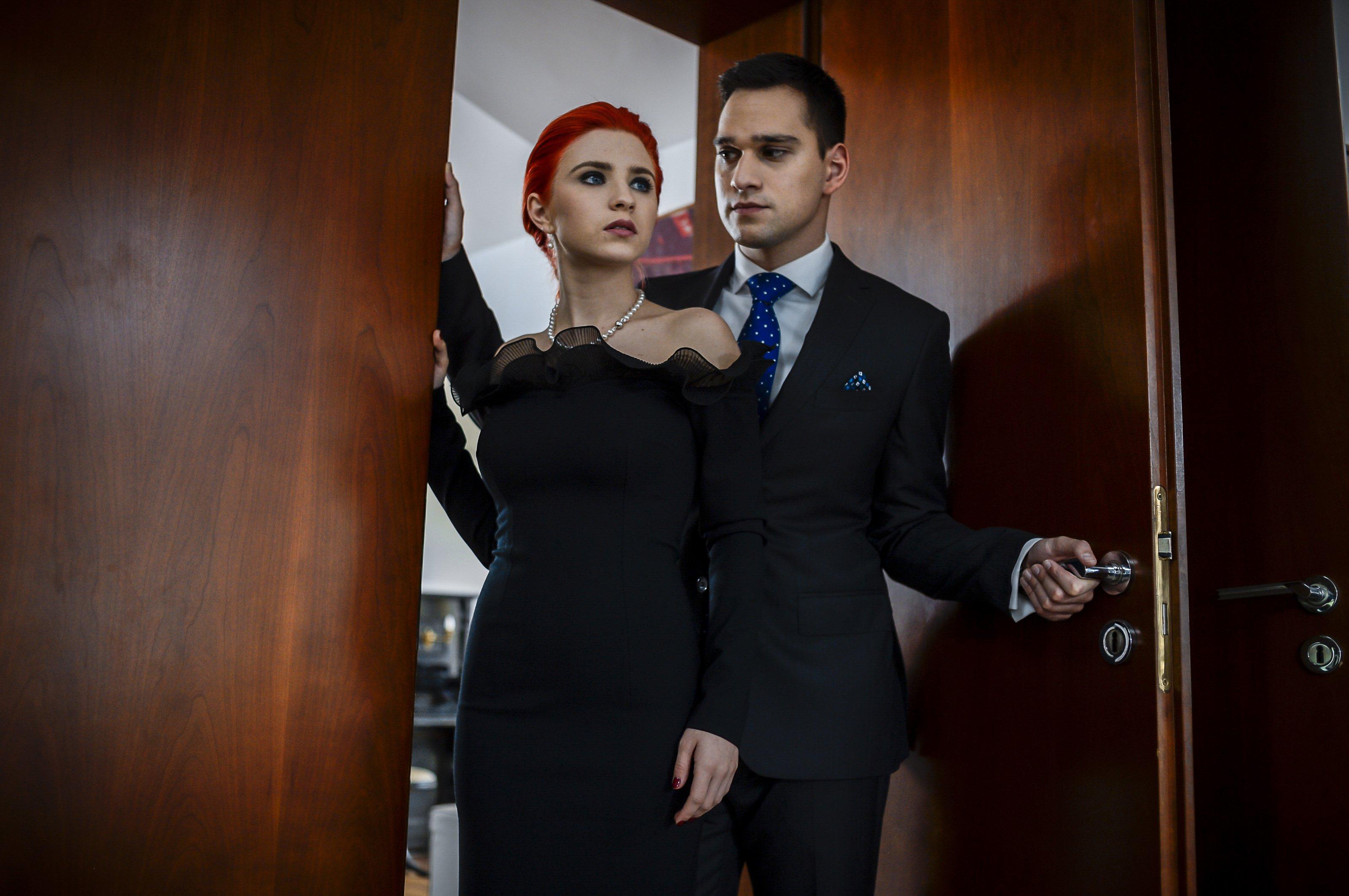 Care e relația dintre Vlad Gherman și Cristina Ciobănașu la filmările pentru Sacrificiul. Serialul aproape că i-a despărțit