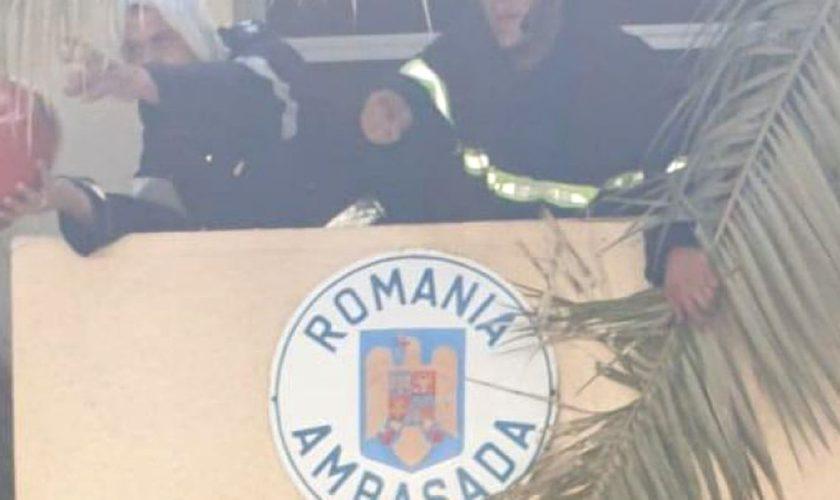 Explozie la Ambasada României din Irak: ce transmite Ministerul de Externe de la București