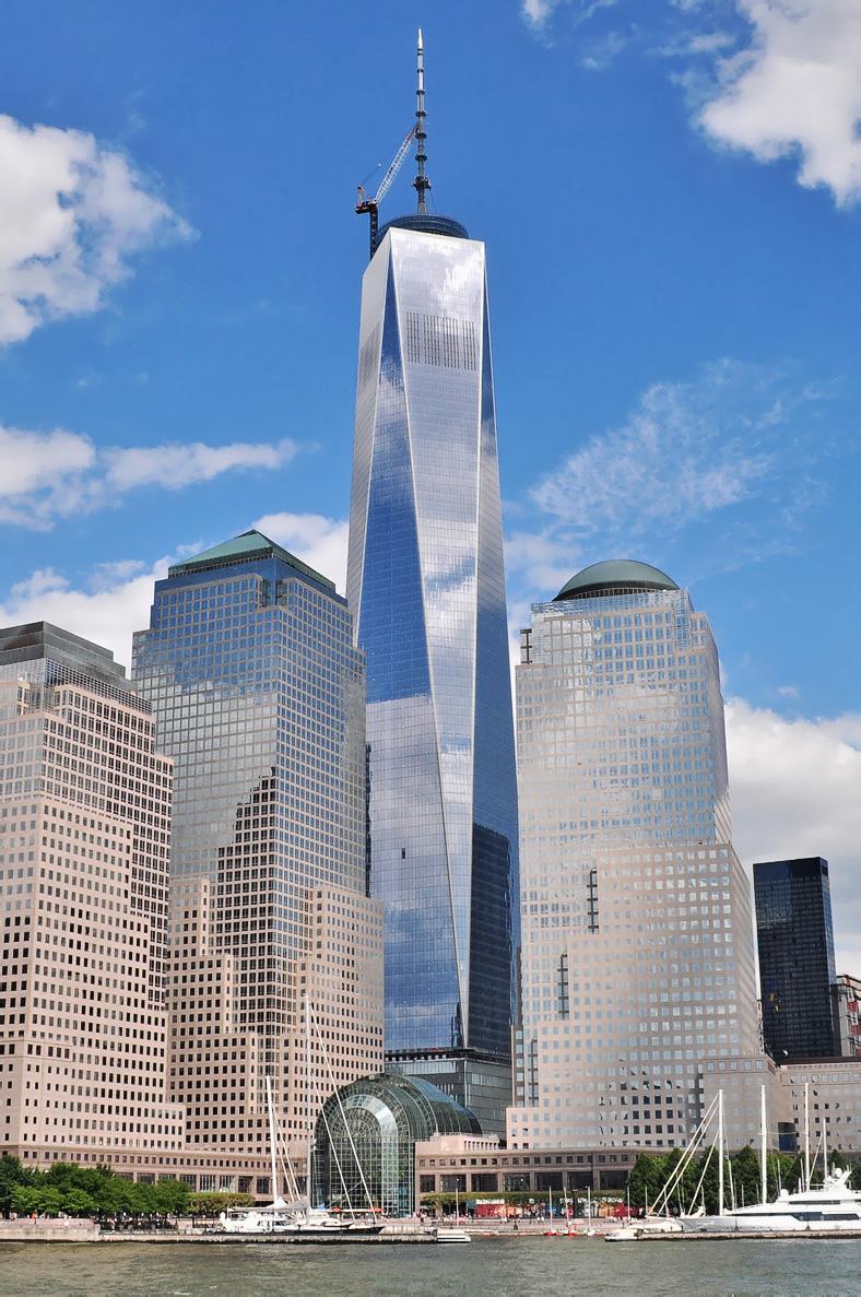 noului Word Trade Center.