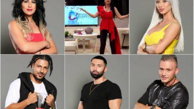 Cu ce se ocupau concurenții de la Puterea Dragostei, înainte să intre în emisiune