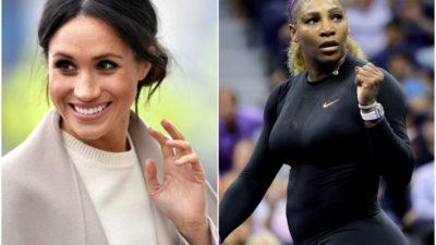Meghan Markle, apariție surpriză la US Open 2019. Gestul Ducesei, motiv de îngrijorare pentru Serena Williams