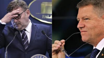 Ministrul Muncii, atac la Klaus Iohannis pe tema banilor pentru pensii. Anunțul oficial