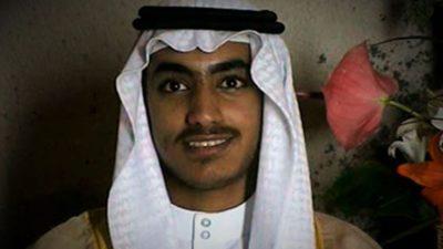 Trump a confirmat moartea lui Hamza, fiul lui Osama bin Laden