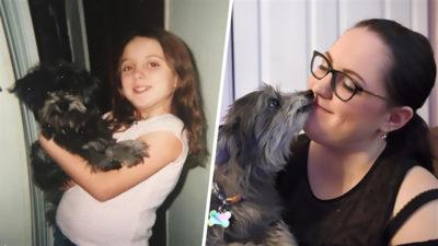 A salvat un câine de la adăpost, dar ce a aflat după a fost cu adevărat uimitor
