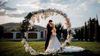 Câți bani a făcut Andreea Bălan la nuntă. Invitații au fost impresionați de luxul de la petrecere