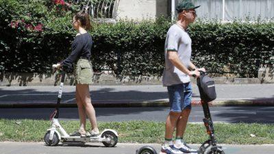 Cod Rutier, schimbări 2019. Amenzi pentru bicicliști și cei care merg pe trotinete electrice. Pot ajunge până la 1.100 de lei