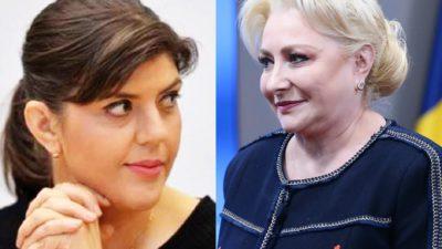 """Motivul pentru care Viorica Dăncilă nu a susținut-o pe Laura Codruța Kovesi. """"Dacă se adeveresc acuzațiile, România va avea de suferit!"""""""