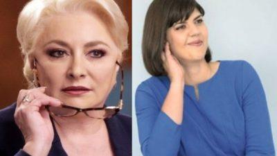 Viorica Dăncilă, mesaj special pentru Laura Codruța Kovesi după ce a fost votată ca procuror-șef european