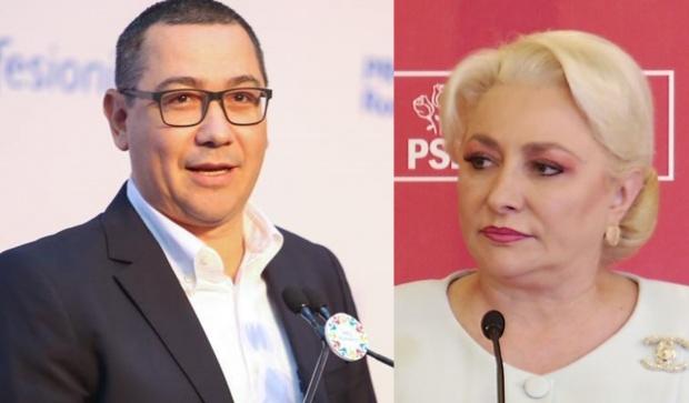 Războiul Dăncilă-Ponta continuă! Liderul Pro România o învață definiții din DEX