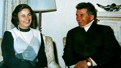 Nicolae Ceaușescu a vrut să divorțeze de Elena! Ce l-a oprit să se despartă de ea