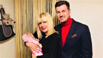 Botezul fiicei Elenei Udrea, ținut secret. Ce au decis fostul ministru și Adrian Alexandrov