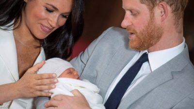Prinţul Harry și Meghan Markle și-au dus fiul într-un loc interzis copiilor. Unde au petrecut noaptea