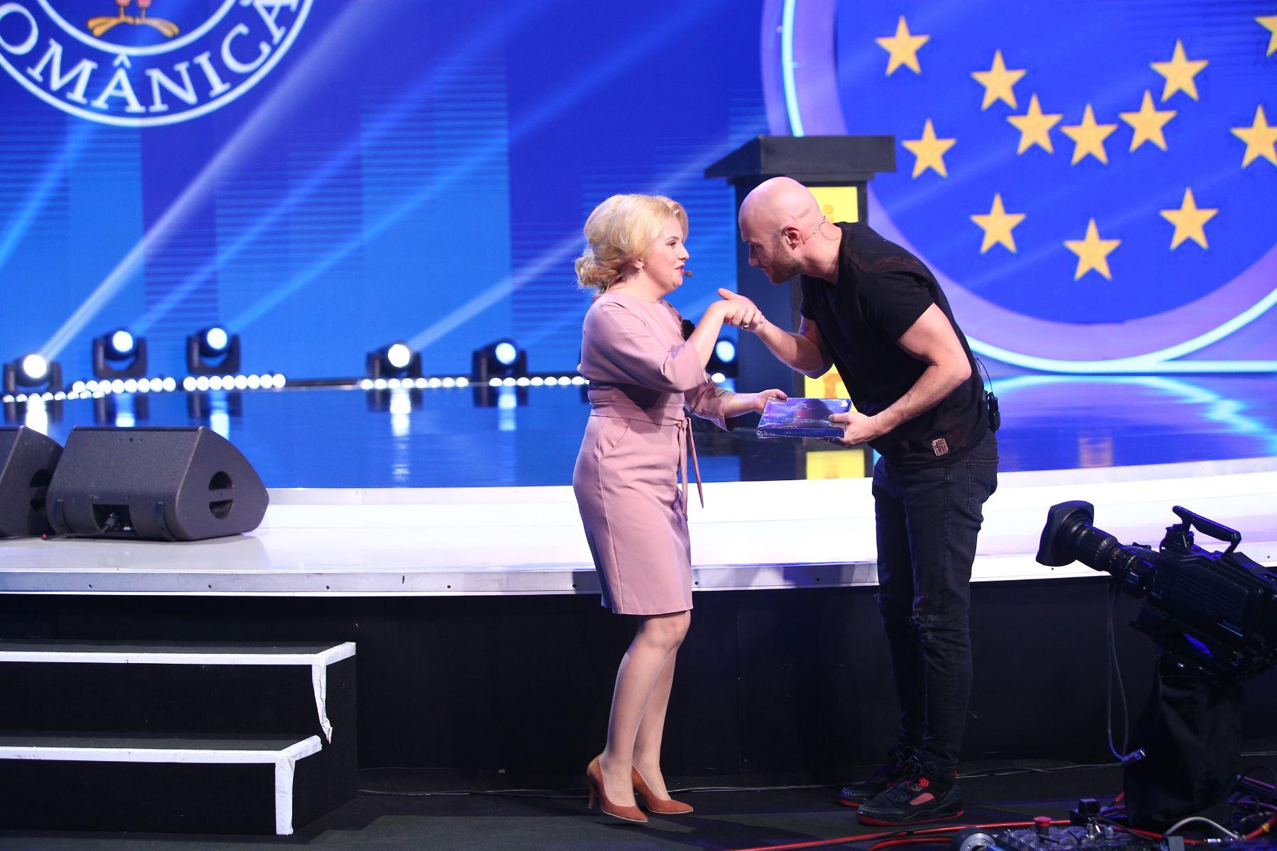 Viorica Dăncilă, la iUmor! Irena Boclincă, moment de senzație în fața celor trei jurați