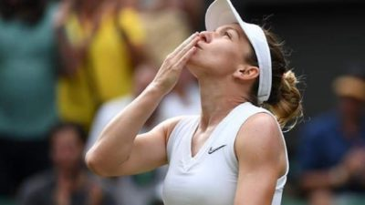 Simona Halep, campioană și în afara terenului de tenis. Gest impresionant pentru persoanele bolnave