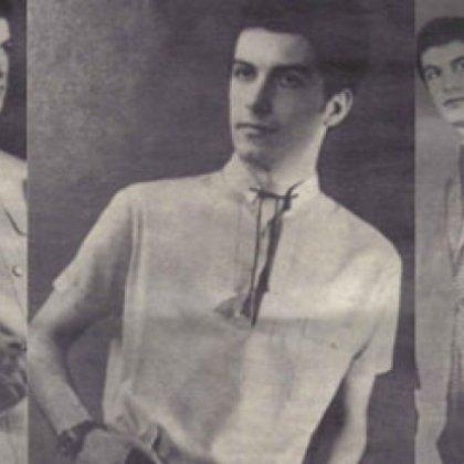 Călin Popescu Tăriceanu în tinerețe