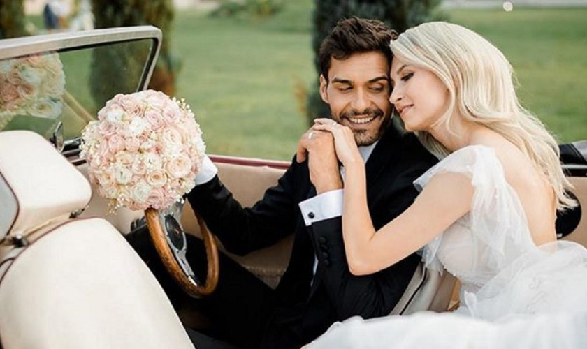 Record la nunta Andreei Bălan. Când a fost adus în sală, invitații au spus că nu au mai văzut așa ceva