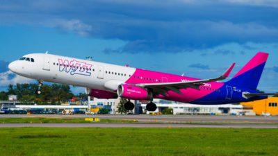 Wizz Air are noi rute de zbor. Unde vei putea zbura cu operatorul aerian low-cost