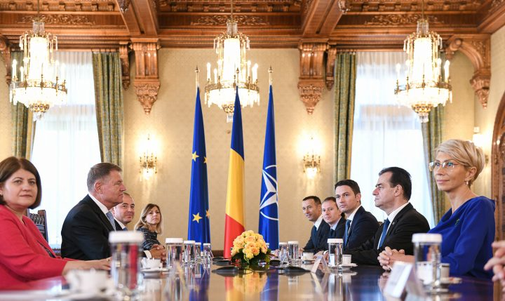 Lista completă a noului Guvern Ludovic Orban. Nume surpriză la ministere! Cu ce propuneri a mers la Klaus Iohannis