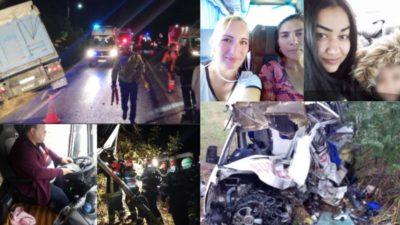 Accident Ialomița. Familiile victimelor, ajutor de urgență de la Ministerul Muncii. Câți bani vor primi