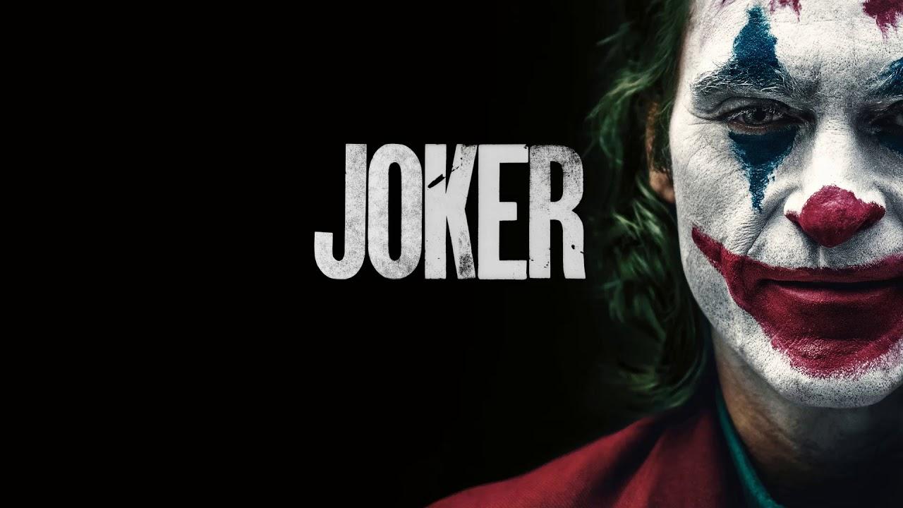 Poster film Joker.