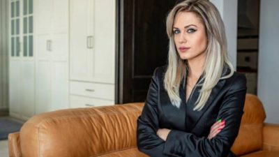Cât de frumoasă este Michaela Prosan din serialul Sacrificul. Galerie FOTO