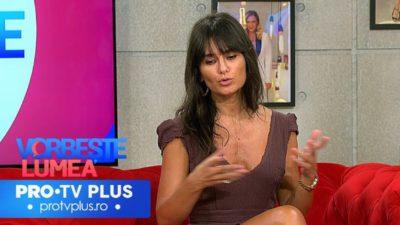 Cine este Dana Budeanu, vedeta dată afară cu scandal de PRO TV. Cum a ajuns ea să aibă o colaborare cu echipa emisiunii Vorbește Lumea