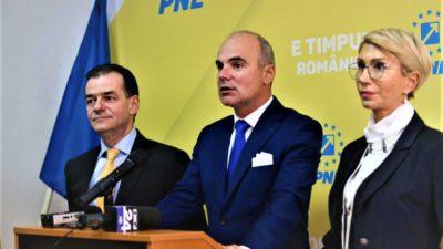 Cum ar urma să arate cabinetul condus de Ludovic Orban. Rareș Bogdan și Raluca Turcan nu sunt pe lista PNL