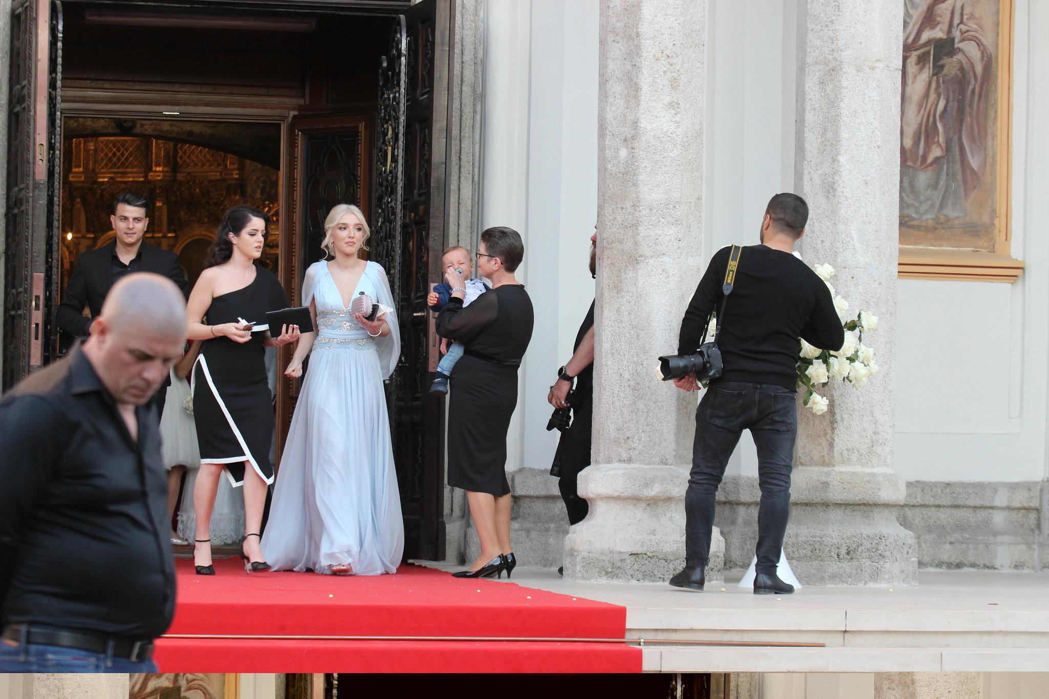 Nunta surorii Alexandrei Becali.
