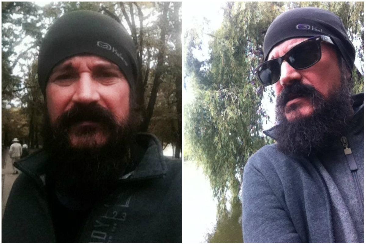 Frankfurt din Vacanţa Mare a ajuns de nerecunoscut. Cum arată actorul la 46 de ani. Are o barbă foarte mare