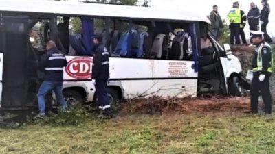 O tânără de 19 ani se zbate între viață și moarte, după accidentul din Ialomița. Care e starea celorlalte victime