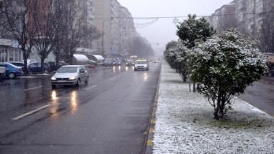 Prognoza meteo pentru luna noiembrie. ANM anunță când va veni prima ninsoare în București!
