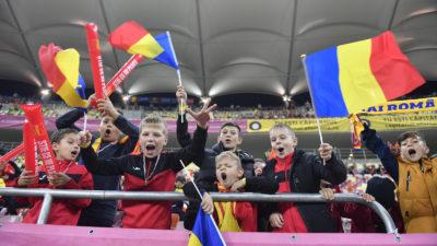 România – Norvegia 1-1, în preliminariile Euro 2020, cu 30.000 de copii în tribună. VIDEO