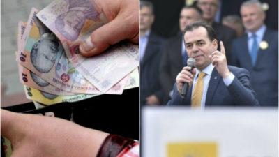 Ce se întâmplă cu pensiile și salariile, în plină criză politică. Se atinge sau nu noul guvern al lui Orban de banii românilor