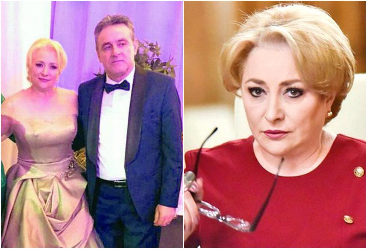 Soțul Vioricăi Dăncilă câștigă mult mai mult decât salariul soției premier. Unde lucrează Cristinel Dăncilă