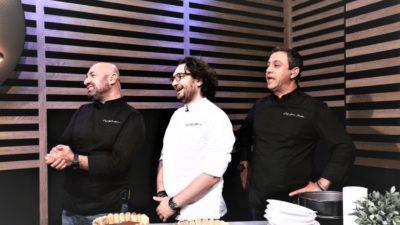 Surpriză la TV! MasterChef, la Antena 1! Un fost prezentator a venit la Chefi la Cutite