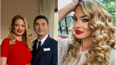 """Valentina Pelinel, ipostază emoționantă alături de copiii pe care îi are cu Cristi Borcea. """"Cel mai împlinit om!"""" FOTO"""