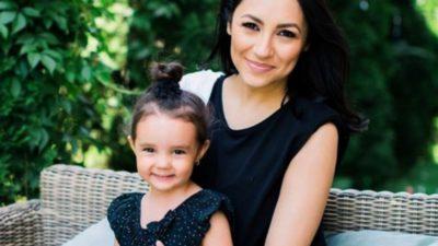 Andra i-a făcut fetiței ei și a lui Cătălin Măruță pagină de Instagram. Ce postează Eva Măruță