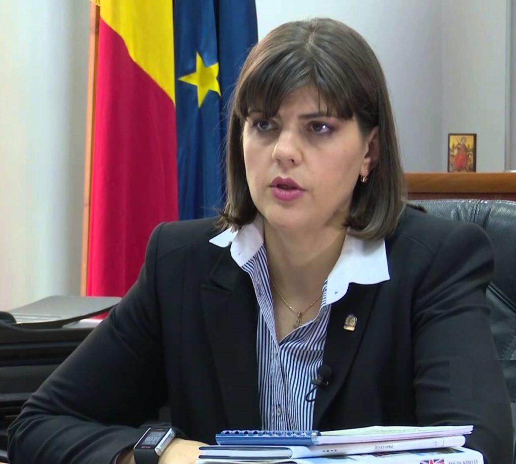 Vești noi despre funcția de procuror-șef european. Ce se întâmplă cu Laura Codruța Kovesi?