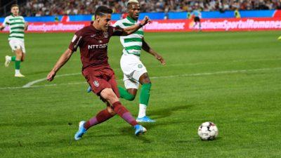 Cine transmite la TV meciul Celtic – CFR Cluj, din grupa E în Europa League