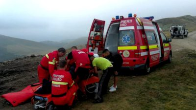 Cum au murit cei doi alergători la Maraton Piatra Craiului. Fata a fost prima care a căzut în prăpastie
