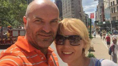 Cine este și cu ce se ocupă soția lui Dan Capatos. Prima apariție publică a Monicăi, sâmbătă seară