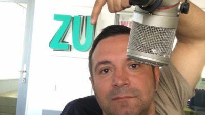 """Daniel Buzdugan, probleme grave de sănătate. """"Dureri, spital!"""" În ce stare este moderatorul Radio Zu"""