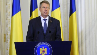 Klaus Iohannis a făcut anunțul. Cine este premierul desemnat. Informația, confirmată oficial de un politician de top