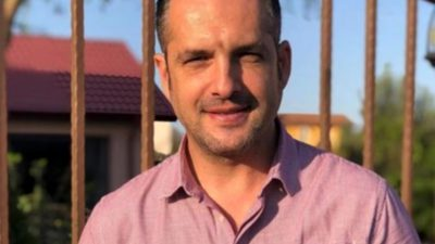 Ce a ajuns să facă Mădălin Ionescu, la doi ani după ce s-a lăsat de televiziune. S-a filmat și a pus totul pe internet