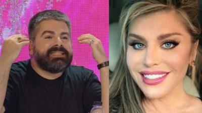 Maurice Munteanu o critică dur pe Loredana Groza, după ce a apărut cu decolteul la vedere
