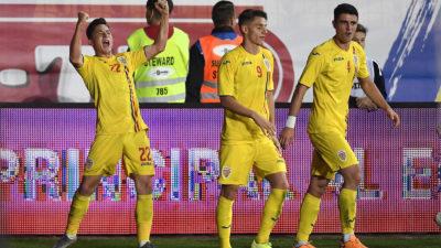 Cine transmite la TV meciul România – Irlanda de Nord, în preliminariile Euro U21, și de la ce oră