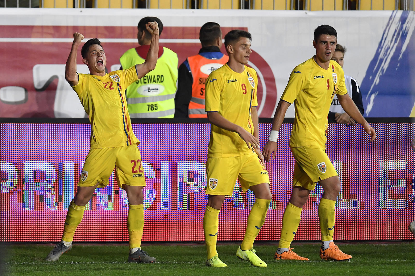 România - Irlanda de Nord, în preliminariile Euro U21, ora 20:30, live pe Pro TV