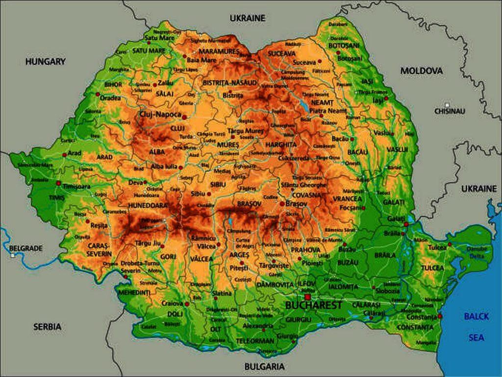 Se Schimbă Harta Romaniei De Ce Aceste Localităţi Vor Fi